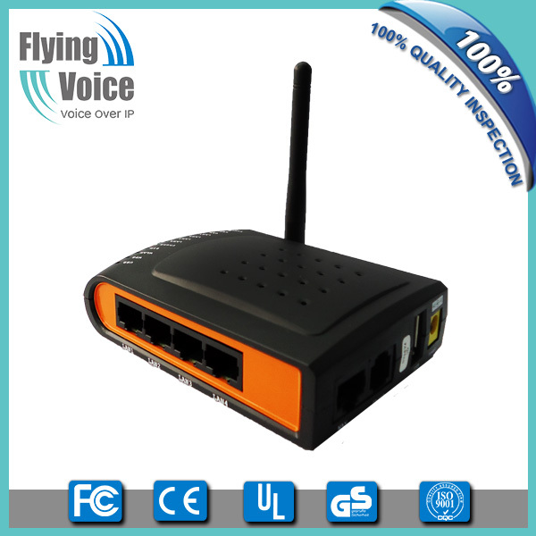 Flyingvoice voip products voip reseller Mini VoIP Wireless Router with 1 FXS