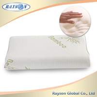 High Quality Moulded Visco Elastic Memory Foam Pillow