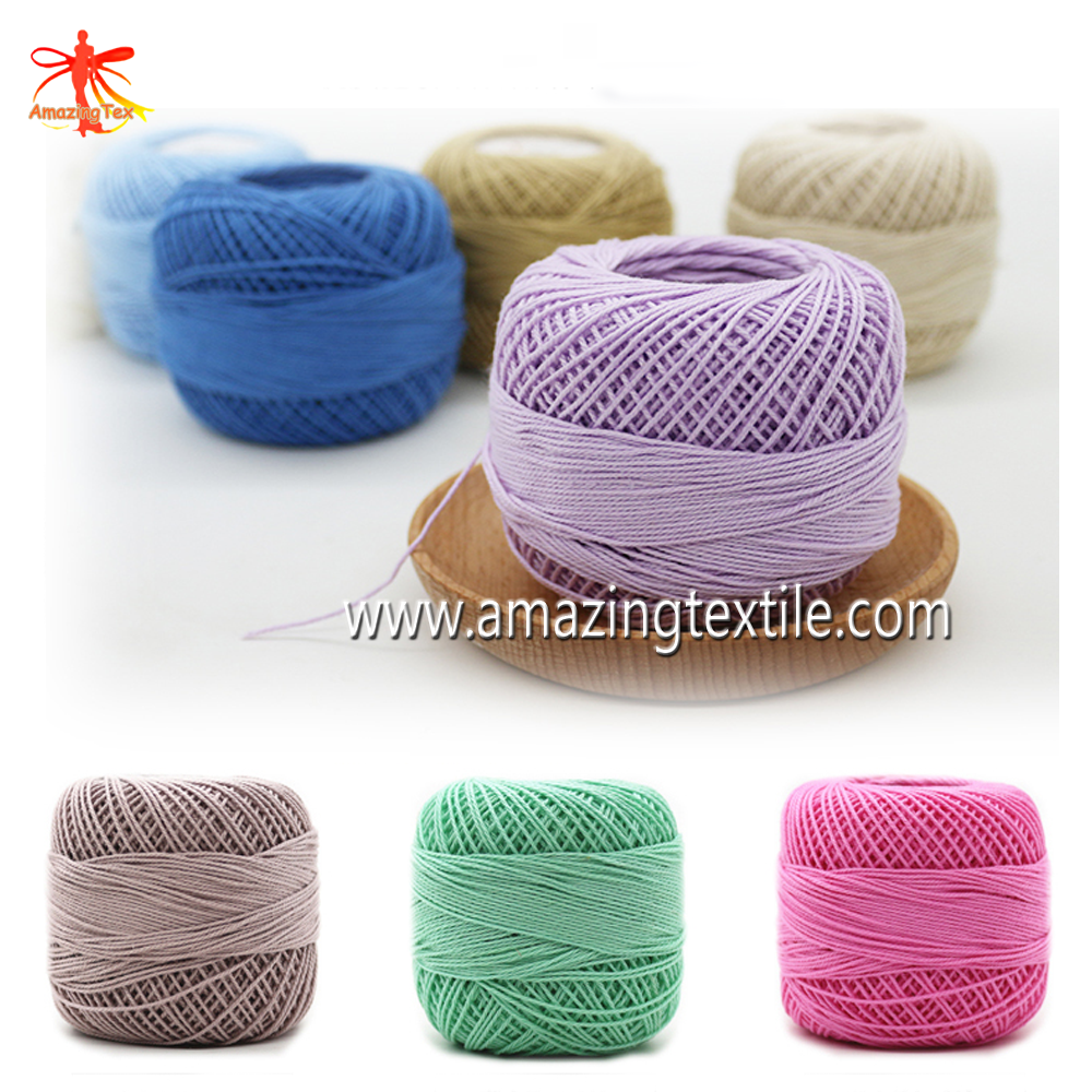 knitting and craft cotton yarn supplier