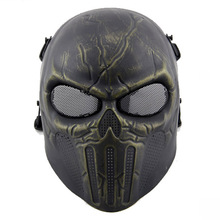 Wholesale airsoft outdoor hunting paintball training mask