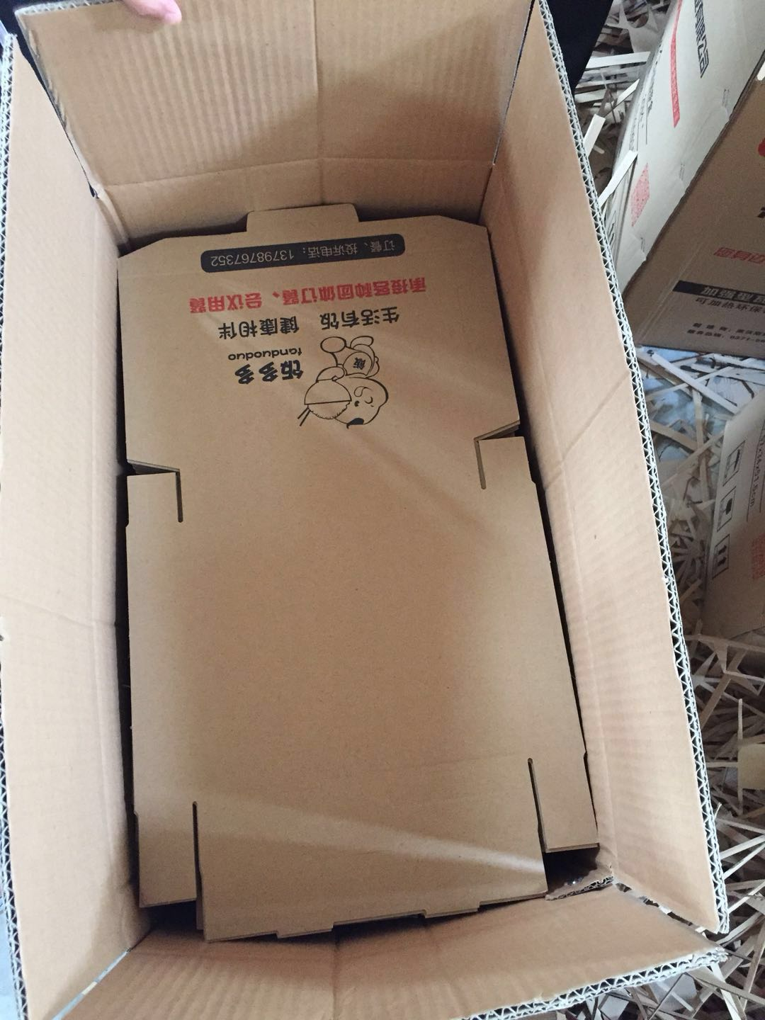 wholesale food packing box