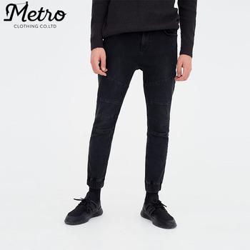 Lavado Oem Negro Acanalado Camiseta Lápiz Jeans Product Buy hombres Skinny Vaqueros Del On Hombres Biker Ajustados pantalones MVzpqLSUG
