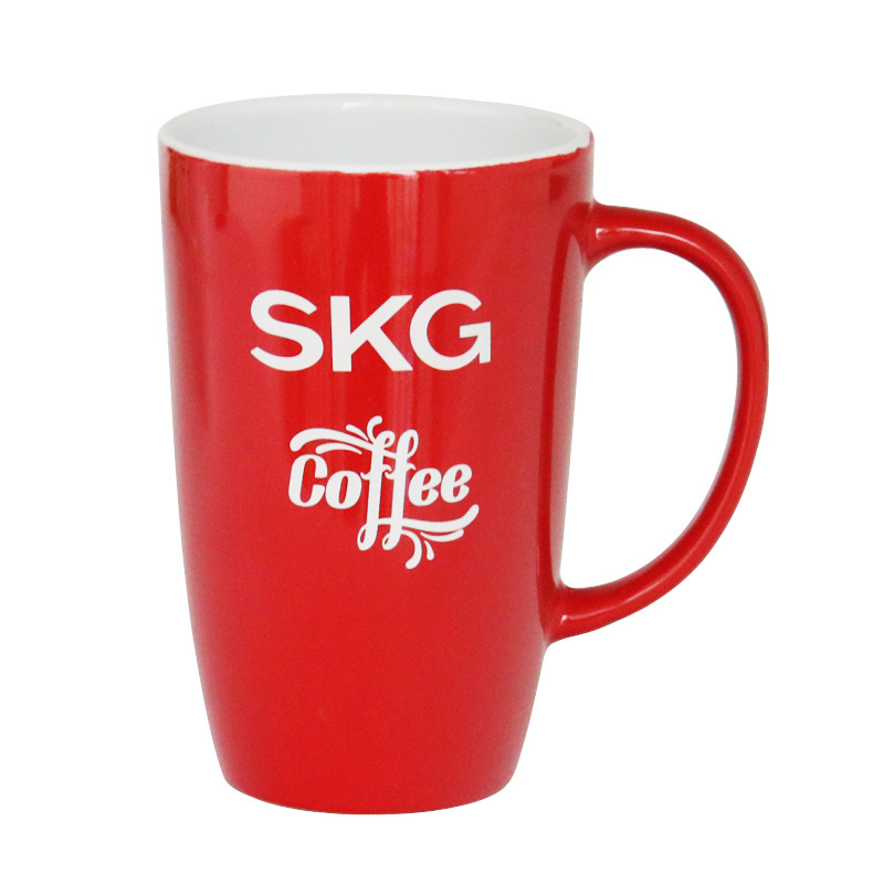 High quality Macnufactuer wholesale custom cute Christmas gift cup