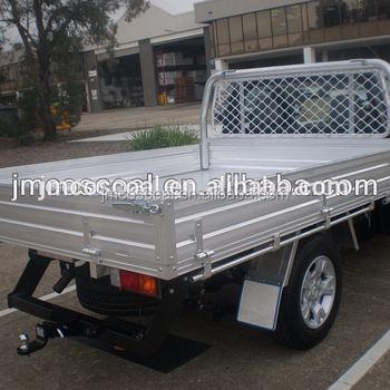 pickup tray body