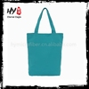 Hot selling reusable green printing cotton shopping tote bag