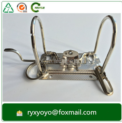 2016 hot sale lever arch mechanism file clip for office folder