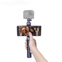Waterproof Monopod Selfie Grip Tripod Mount For Gopro Hero 8 7 6 5 Session 3 SJ4000 Xiaomi Yi 4K Sport Action Camera accessories
