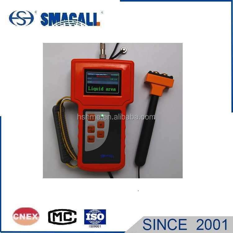 Handheld Ultrasonic Hydraulic Level Gauge for Various Liquid Measurment