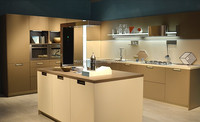 Lacquer In Stock Kitchen Cabinets Free Standing Modern Style