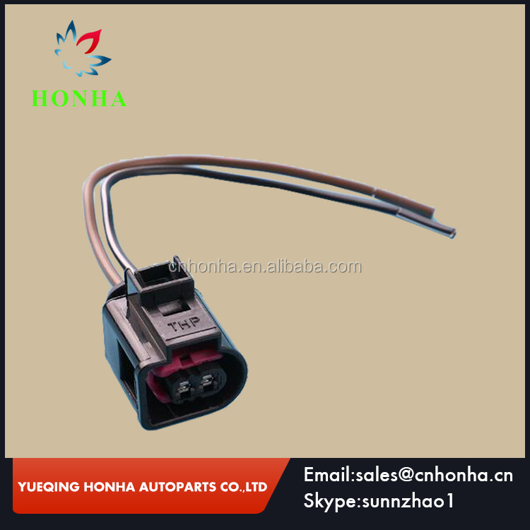 OEM For VW Passat Golf A3 A4 oem for vw passat golf a3 a4 a6 horn plug connector wire harness Dune Buggy Wiring Harness Kit at cos-gaming.co