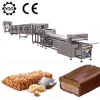Z1433 excellent performance protein bar chocolate machine with good service