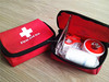 Portable Emergency Medical Case / First Aid Safety Kit BLG-37 CE/FDA/DIN/MSDS