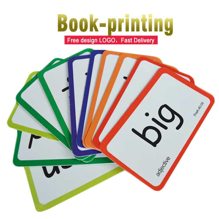 Educational Custom Design English Study Flashcard Maker,English Flashcards  For Kids,Toddlers - Buy Flashcard Maker,Flashcards For Kids,Flashcards For