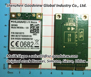 new huawei me909s 120 lte fdd dc hspa umts edge mini pcie 3g 4g wireless module