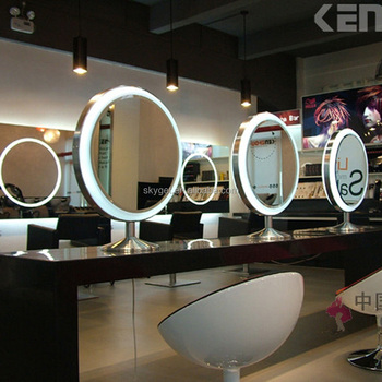 Salon Station Mirrors With Led Light Buy Hair Salon