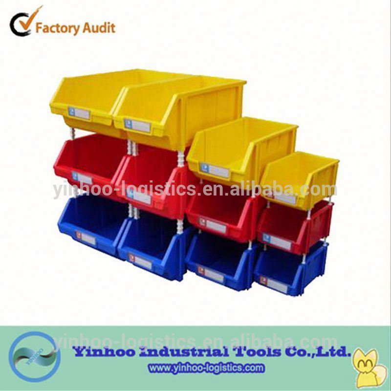 easy handling plastic tool parts bin for small parts things organized