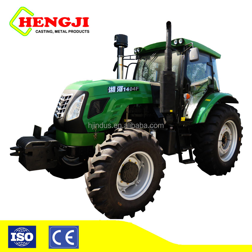 price 50hp 4WD options chinese agricultural small farming tractor