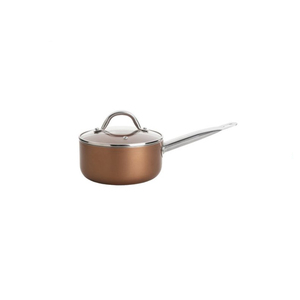 Non Stick Aluminum Ceramic Copper Coating Milk Boiling Pot
