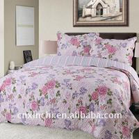 Made in China High quality cotton quilted bedspread
