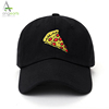 new pizza embroidery Baseball Cap Trucker Hat For Women Men Unisex Adjustable Size dad cap hats