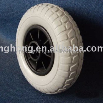 Supply High Quality Polyurethane Foam Wheel 8 inch 10 inch