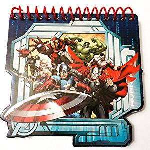 Marvel Avengers Assemble Memo Pad, 60 Sheets