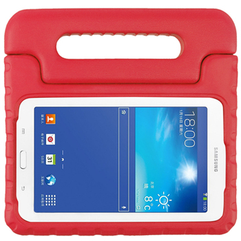 Hot product cheap eva high quality drop proof handle stand case cover for Samsung Galaxy Tab 3 Lite 7.0 / Galaxy Tab E Lite 7.0