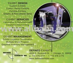 Trade Show Exhibits Design