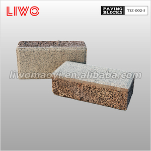 Anti-skidding Concrete Block for Paving