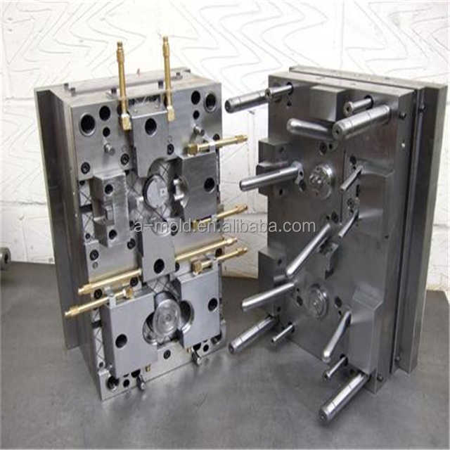 Plastic injection mold for smartphone. mobile phone and laptop case molding