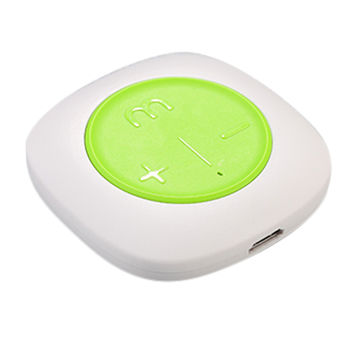 Mooyee S1 mini wireless portable rechargeable EMS massager for Pain Relief, Green