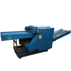 used rag tearing machine / automatic cloth cutting machine / nylon tape cutting machine