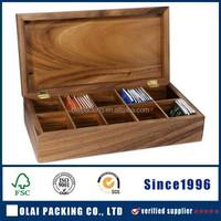 nobel walnut tea packing box