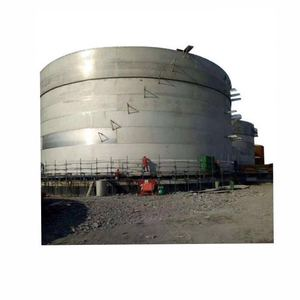 large capacity 50000 gallon tank for water and oil