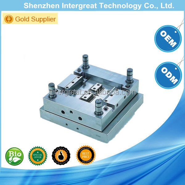 High Quality Mechanical Mould/plastic Injection Mold Manufacture ...