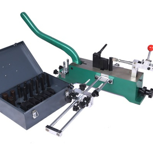Professional Manual Metal Bending Machine Tools / Rebar Bender and Cutter  Machine
