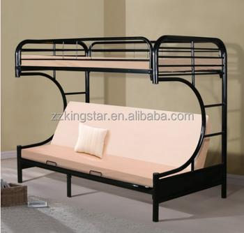 Cheap Folding Sofa Cum Bunk Bed Designs Metal Bunk Bed Wholesale   Buy  Folding Sofa Bunk Bed,Cheap Bunk Bed,Metal Bunk Bed With Futon Product On  ...