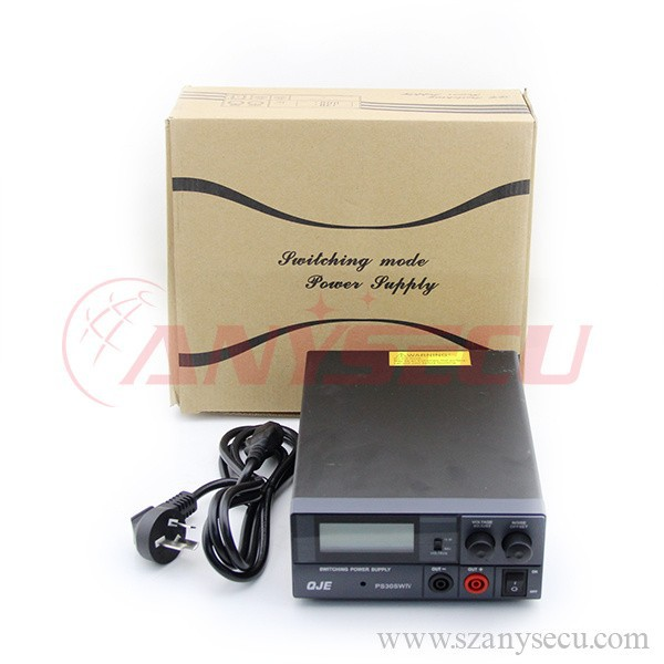 mobile power supply PS-30SW IV AC to DC switch power supply 13.8V Power Output