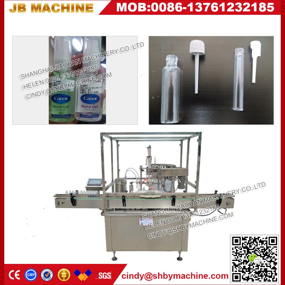 Automatic Volumetric big productivity oil filling machine with low price {