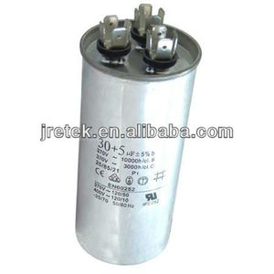 Air Conditioner Spare Part CBB65 Capacitor 100uF 450VAC 50/60Hz