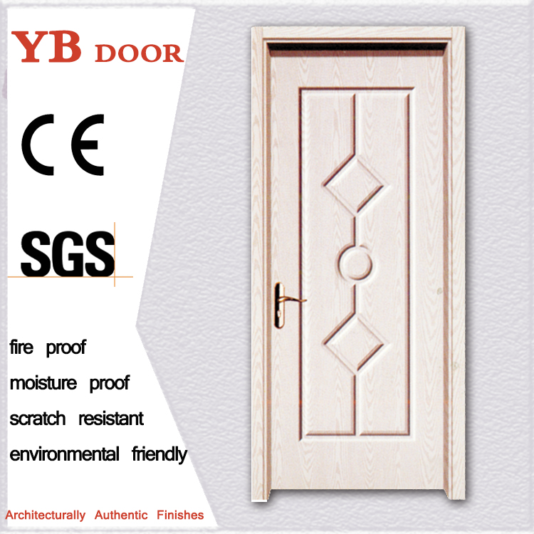 European style Anti-theft 8 ft american style interior wholesale simple wooden door models