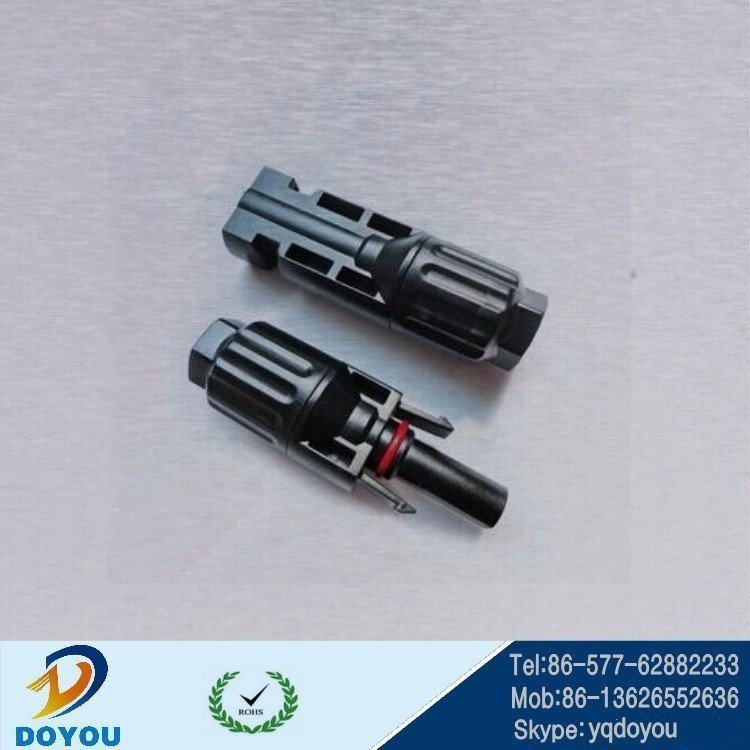 Whole set R4 and RH4 Type photovoltaic connector with TUV