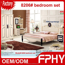 Factory supply FPHY 8206# MDF Wooden Children celestial body kids furniture bedroom set
