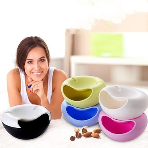Hot Selling Fruit Bowl Nuts Holder With Multifunctional Phone Holder