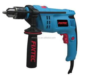 Fixtec 800w 13mm Electrical Tools Names Electric Impact Drill