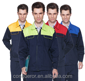 Best price high good quality bespoke men work wear work uniform