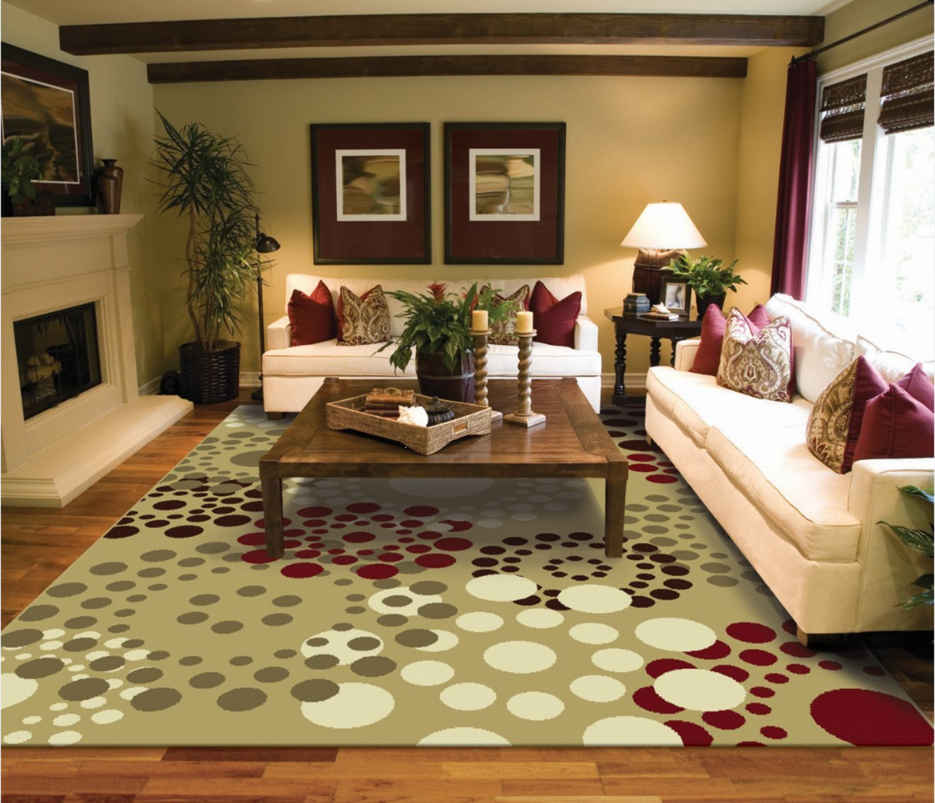Cheap Red Brown And Cream Rugs Find Red Brown And Cream Rugs Deals