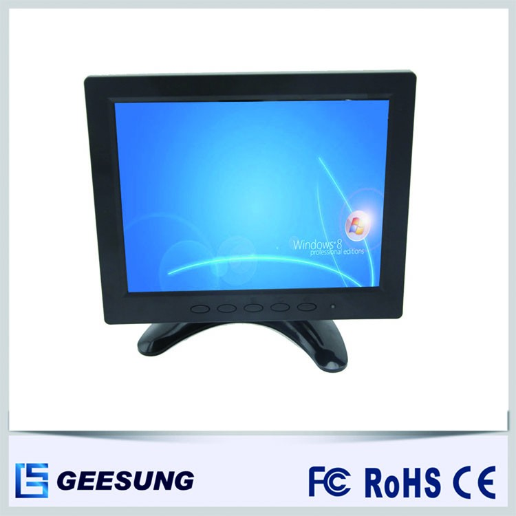 High resolution 7 Inch touch screen monitor
