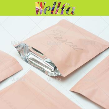 Resealable Custom Printed Mylar Ziplock Bags For Food Packaging