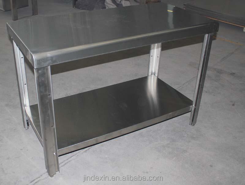 Industriale attrezzatura da cucina tavolo da cucina in - Tavolo lavoro cucina ...